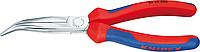 Длинногубцы KNIPEX 2625200 200 мм, с режущими кромками, модель 'АИСТ' [KN-2625200]