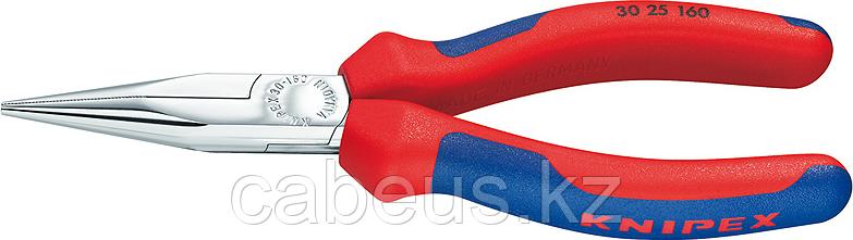 Длинногубцы KNIPEX 3025160 160 мм [KN-3025160]