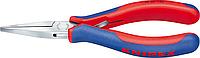 Круглогубцы прецизионные KNIPEX 3552145 145 мм [KN-3552145]