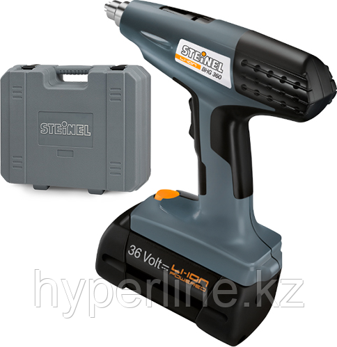Фен строительный STEINEL BHG 360 LI аккумуляторный [351052]