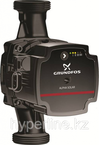 Насос циркуляционный GRUNDFOS ALPHA SOLAR 25-145 180 мм 98989297 [НС-1182080]