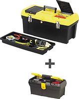 Комплект ящиков для инструмента STANLEY TBOX METAL LAT 19' + BONUS BOX 12,5' 1-92-219 [1-92-219]
