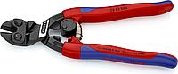 Бокорезы усиленные KNIPEX 7262200 для мягких материалов [KN-7262200]