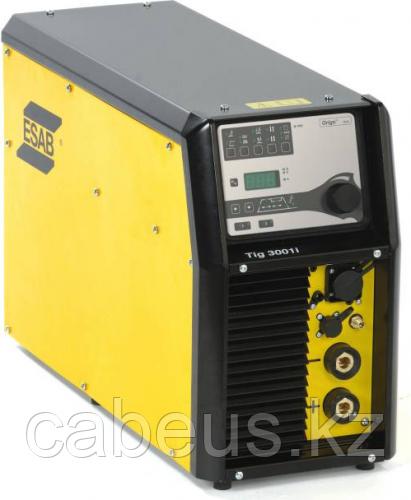Аппарат аргонно-дуговой сварки ESAB ORIGO Tig 3001i DC [0459745883] Панель управления TA23, воздушное