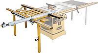 Стол подвижный (каретка) JET JE1794860K с упором заготовки и доп. опорами [1794860K-RU]