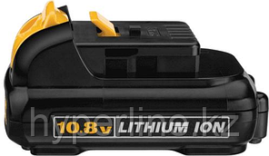 Аккумулятор DeWALT 10.8V 1,3 Ач Li-Ion (DCB121) [DCB121]