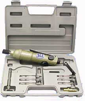 Шуруповерт пневматический SUMAKE ST- 4460AK с набором насадок [7319]
