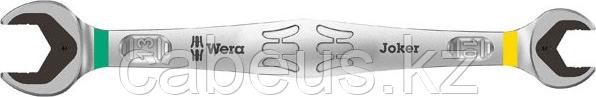 Ключ рожковый WERA Joker WE-003765 [WE-003765]