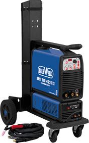 Аппарат аргонно-дуговой сварки BLUE WELD BEST TIG-422 AC/DC R.A. [816314]