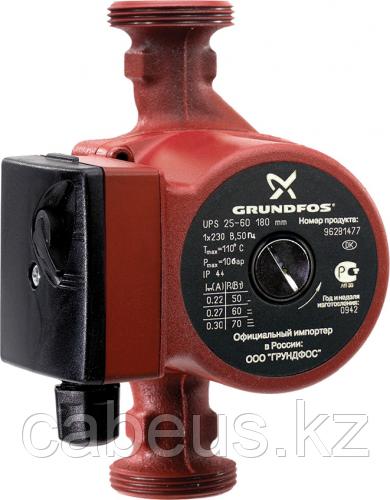 Насос циркуляционный GRUNDFOS UPS 25- 40 130 96281376 [НС-0027458]