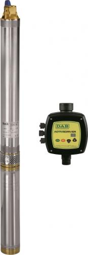 Насос для скважины DAB MICRA HS 3/5 + Active Drive [60180981]