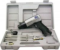 Пневмомолоток SUMAKE ST-M3009К/H в комплекте 5 зубил и кейс [8096330]