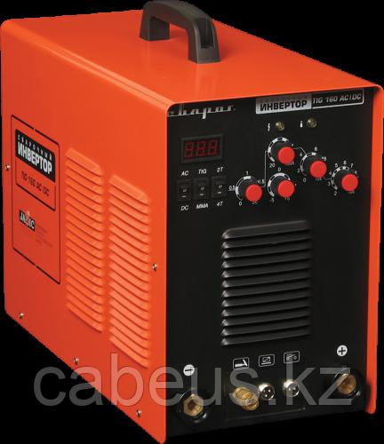 Аппарат аргонно-дуговой сварки СВАРОГ STANDART TIG 160 AC/DC (R57) [00000085217]