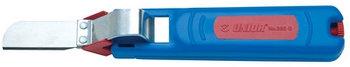 Нож для снятия изоляции с прямым лезвием - 385G UNIOR