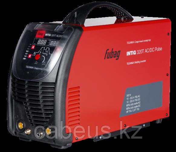 Аппарат аргонно-дуговой сварки FUBAG INTIG 320 Т W AC/DC PULSE(31455) [31455.1]