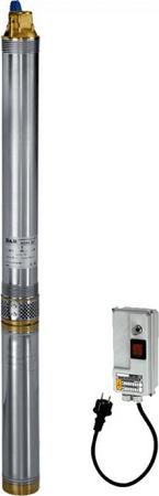 Насос скважинный DAB MICRA 100 M + Control Box [0090818]