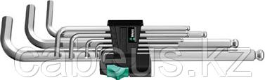 Набор шестигранников WERA 950 PKL/9 SM N CLIP 9 предметов WE-022087 [WE-022087]