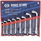 Набор ключей Г-образных KING TONY 1808MR 8 предметов [1808MR]