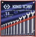 Набор ключей комбинированных KING TONY 1211MR 11 предметов [1211MR]