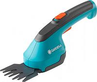 Ножницы для травы аккумуляторные GARDENA AccuCut Li с 2 ножами 09852-33.000.00 [09852-33.000.00]