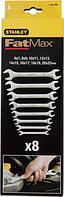 Набор ключей рожковых STANLEY 1-95-768 8 предметов [1-95-768]
