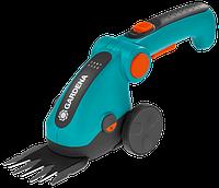 Ножницы для травы аккумуляторные GARDENA ComfortCut Li с телескопической рукояткой 09858-20.000.00, фото 1