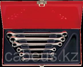 Набор ключей накидных KING TONY TORX 6 предметов 1406PR [1406PR]