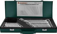 Набор ключей комбинированных JONNESWAY W26116S 16 предметов [047403]