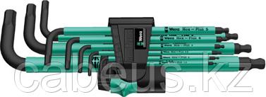 Набор шестигранников WERA 950 SPKL/9 SM N CLIP 9 предметов WE-022088 [WE-022088]