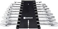 Набор ключей рожковых NORGAU тип NWS6 9 предметов 060107909 [060107909]