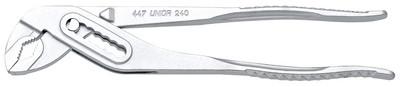 Клещи переставные с коробчатым шарниром - 447/1 UNIOR