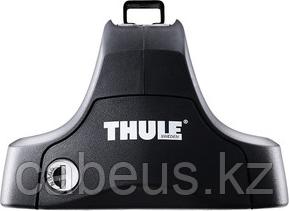 Упоры THULE 754 для автомобилей с гладкой крышей (с замками) [754]