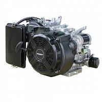 Бензиновый двигатель ZONGSHEN GB 620E 20 л.с. (вал 25 мм, эл. стартер) [1T90QX620]