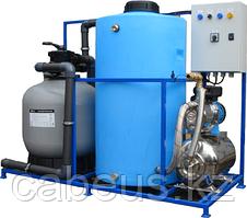 Система оборотного водоснабжения 'АРОС-1'