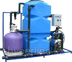 Система оборотного водоснабжения 'АРОС-3'