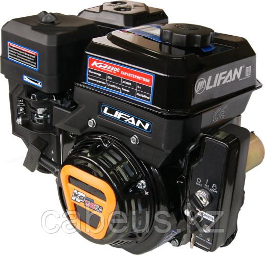 Бензиновый двигатель LIFAN KP230E (8 л.с.) 170fd-t [KP230E]