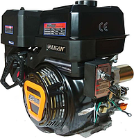 Бензиновый двигатель LIFAN KP460E 11А (с катушкой 11А) 20 л.с. 192fd-2t-11а [KP460E 11А]