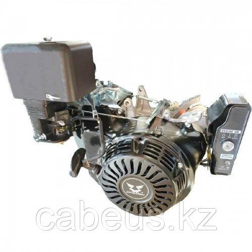 Бензиновый двигатель ZONGSHEN 190 FE 15 л.с. (вал 25 мм, без бака, эл. стартер) [1T90QW19B]