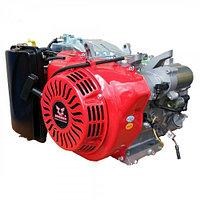 Бензиновый двигатель ZONGSHEN 190 FE2 15 л.с. (вал конус, без бака, эл. стартер) [1T90QF901]