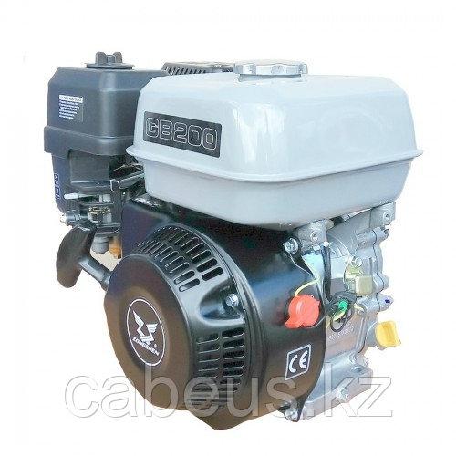 Бензиновый двигатель ZONGSHEN GB 200S 6,5 л.с. (вал 20 мм) [1T90QW201]