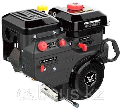 Бензиновый двигатель ZONGSHEN SN 420E Snow 15 л.с. (вал 25 мм, зимний) [1T90QS420]