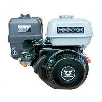 Бензиновый двигатель ZONGSHEN ZS GB 200 (для мотопомп) [1T90QS200]