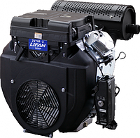 Бензиновый двигатель LIFAN 2V78F-2А (с катушкой 12V 3A) 24,0 л.с., электростартер [2V78F-2А (3А)]
