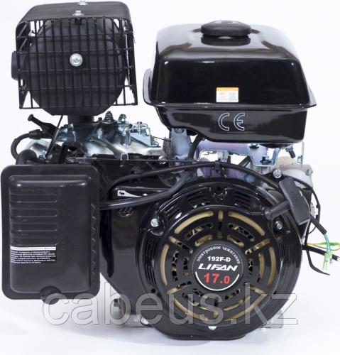 Бензиновый двигатель LIFAN 192F D 17,0 л.с., электростартер [192FD]