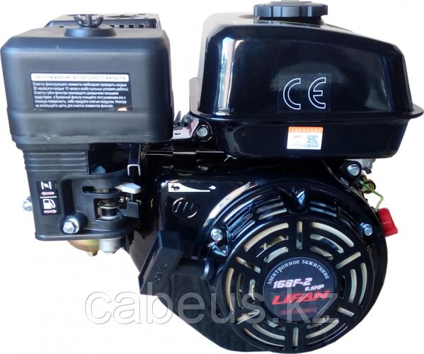 Бензиновый двигатель LIFAN 168F-2 ECONOMIC 6,5 л.с., вал-20 мм [168F-2 ECO]