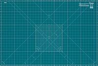 Коврик непрорезаемый OLFA OL-CM-A1 защитный, формат А1 [OL-CM-A1]