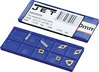 Набор сменных пластин JET JE50000956 для резцов сечением 10х10 мм [JE50000956]