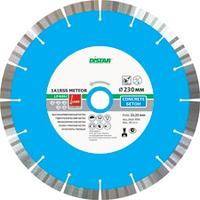 Алмазный диск по бетону DI-STAR METEOR 230х22.2 мм