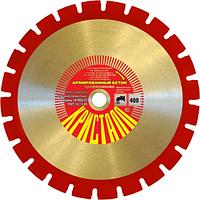 Алмазный диск для резки бетона КРИСТАЛЛ 1А1 RSS/C1 D 400х3,2х25,4