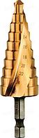 Сверло по металлу ступенчатое DeWALT 14-25 мм EXTREME IMPACT [DT5030-QZ]